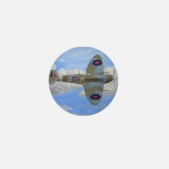 Spitfire Mini Button