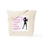 Break Sweat Tote Bag
