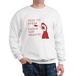 Break Necks Sweatshirt