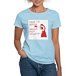 Break Necks Women's Light T-Shirt
