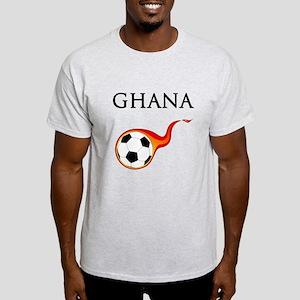 Ghana Soccer Light T-Shirt