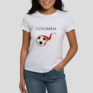 Colombia Soccer Women's T-Shirt