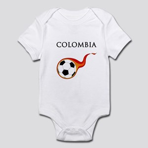 Colombia Soccer Infant Bodysuit