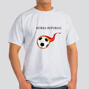 Korea Republic Soccer Light T-Shirt