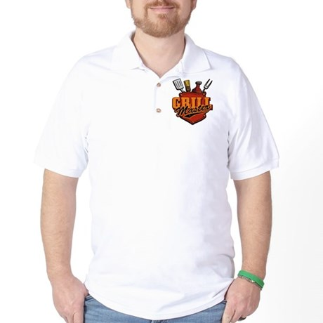 Pocket Grill Master Golf Shirt