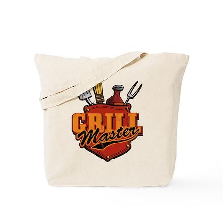 Pocket Grill Master Tote Bag