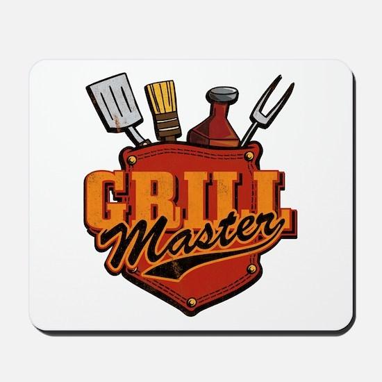 Pocket Grill Master Mousepad