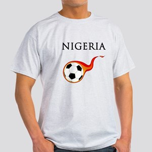 Nigeria Soccer Light T-Shirt