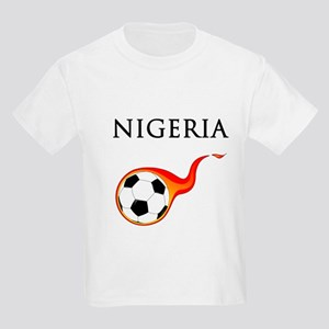 Nigeria Soccer Kids Light T-Shirt