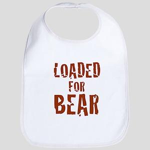 Loaded for Bear - Bib