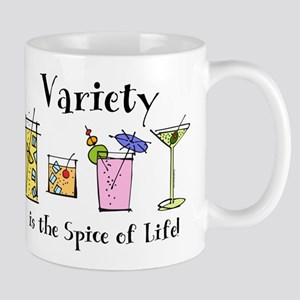 Cocktail Variety Mug