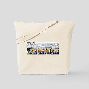0422 - Just play dumb Tote Bag