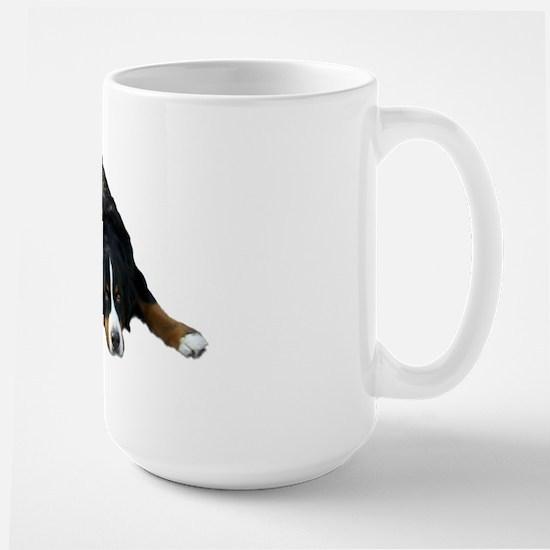 Berner on the mug - Large Mug
