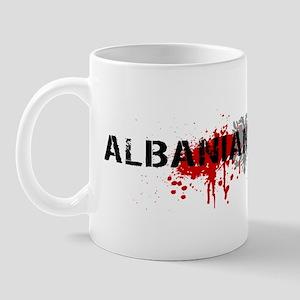 Albanian Rough Mug