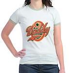 Oh Daddy Daddy O Jr. Ringer T-Shirt