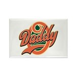 Oh Daddy Daddy O Rectangle Magnet (100 pack)
