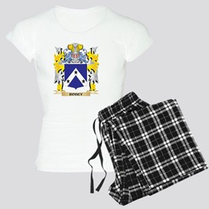 Robey Family Crest - Coat of Arms Pajamas