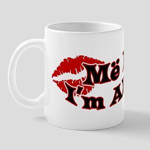 Më puth! Kiss me, I'm Albania Mug