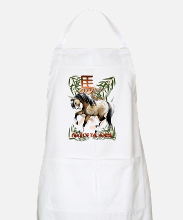The Year Of The Horse Apron