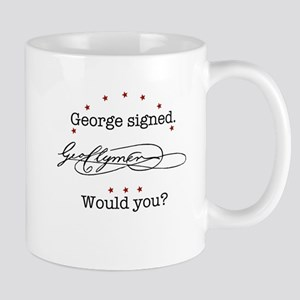 George Clymer Mug