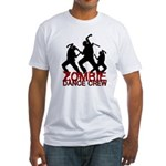 Zombie Fitted T-Shirt