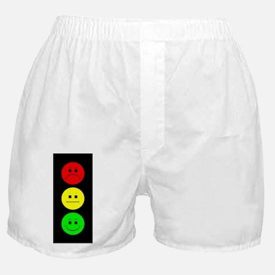 Moody Stoplight Boxer Shorts