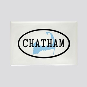 Chatham Rectangle Magnet
