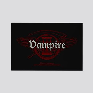 Vampire Eternal Rectangle Magnet