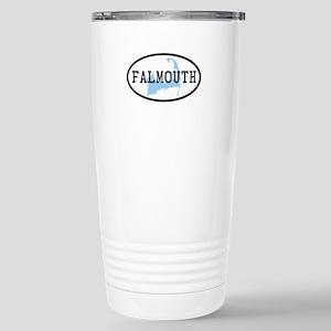 Falmouth Stainless Steel Travel Mug
