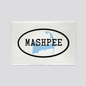 Mashpee Rectangle Magnet