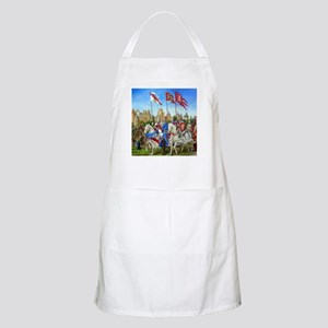 Siege of Carcassonne Apron