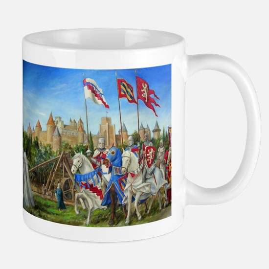 Siege of Carcassonne Mug