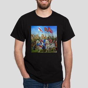 Siege of Carcassonne Dark T-Shirt