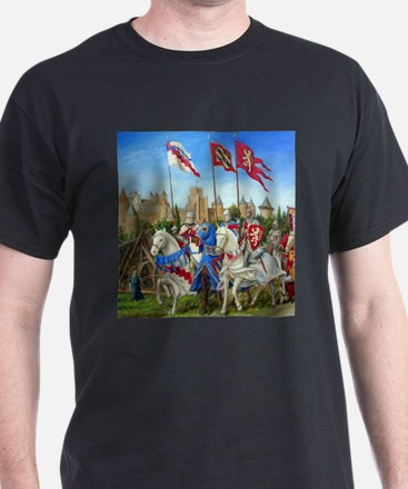 Siege of Carcassonne T-Shirt