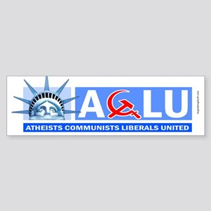 A-C-L-You! Bumper Sticker