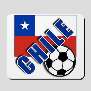 World Soccer CHILE Mousepad