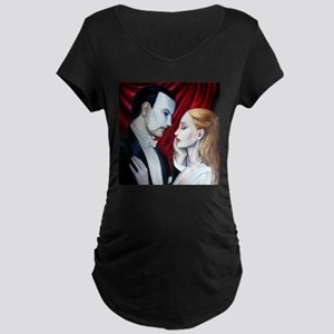 Phantom Maternity Dark T-Shirt