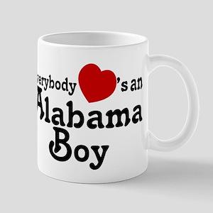 Everybody Hearts an Alabama B Mug