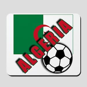 World Soccer ALGERIA Mousepad