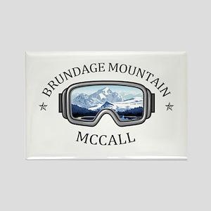 Brundage Mountain - McCall - Idaho Magnets