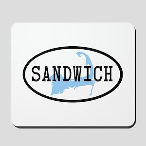 Sandwich Mousepad