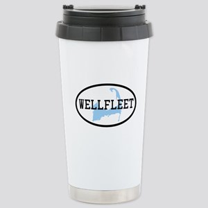 Wellfleet Stainless Steel Travel Mug