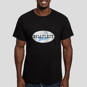 Wellfleet Men's Fitted T-Shirt (dark)
