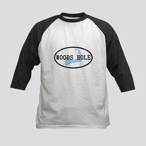 Woods Hole Kids Baseball Jersey