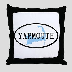 Yarmouth Throw Pillow