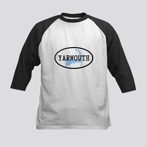 Yarmouth Kids Baseball Jersey