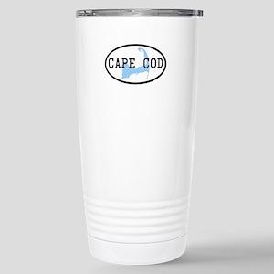 Cape Cod Stainless Steel Travel Mug