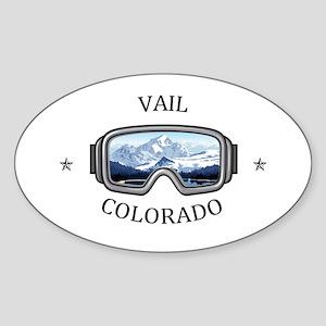 Vail Ski Resort - Vail - Colorado Sticker