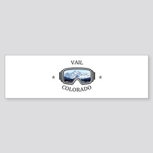 Vail Ski Resort - Vail - Colorado Bumper Sticker