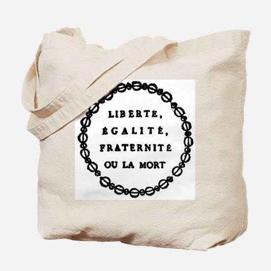 French Revolution Tote Bag